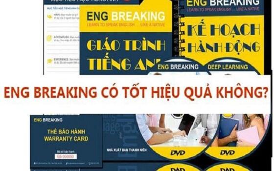 PDF Trọn bộ giáo trình Eng Breaking (ebook+audio) - KhosachVN