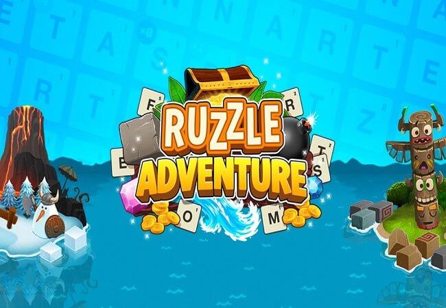 Game Ruzzle Free giúp học từ vựng tiếng anh hiệu quả