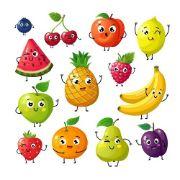 tiếng về các loại quả