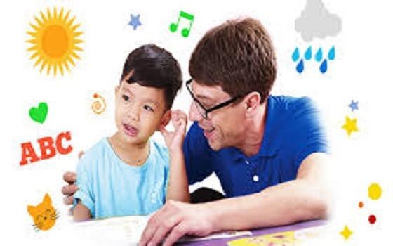 Trẻ bắt đầu học tiếng anh như thế nào