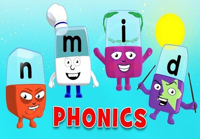Học tiếng anh với phonics