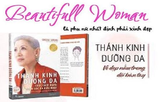 Cuốn Sách Thay Đổi Tư Duy Làm Đẹp Của Phụ Nữ Toàn Thế Giới