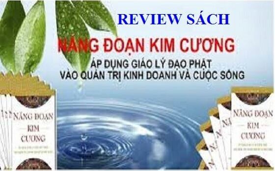 Sách Năng Đoạn Kim Cương – Áp dụng giáo lý của Đức Phật vào quản trị doanh nghiệp và đời sống